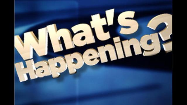 What's Happening: May 10-11, 2014
