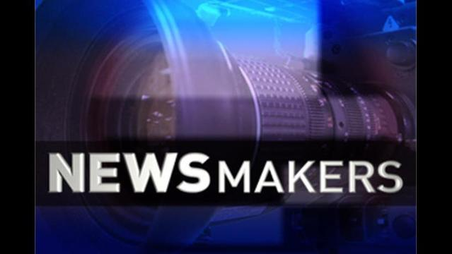 Newsmakers to Air This Sunday, April 1st