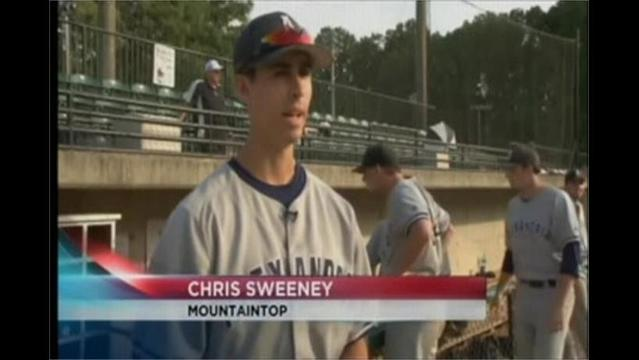 7/14 King's Baseball Player Chasing His Big League Dream