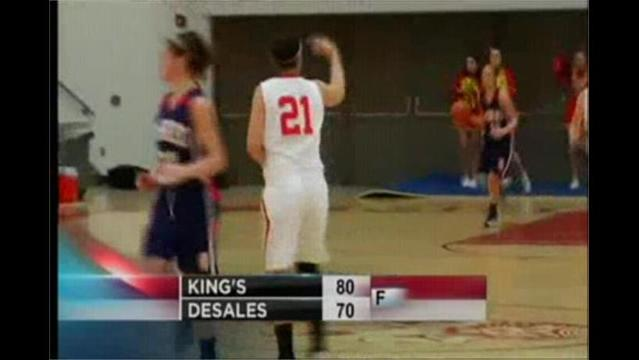 2/20- Local College Basketball Highlights and Scores