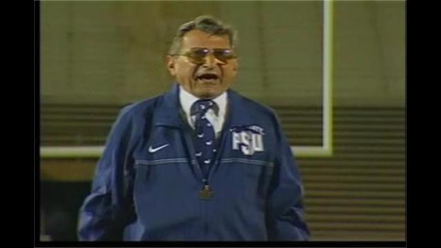 1/22- Remembering JoePa One year after his death