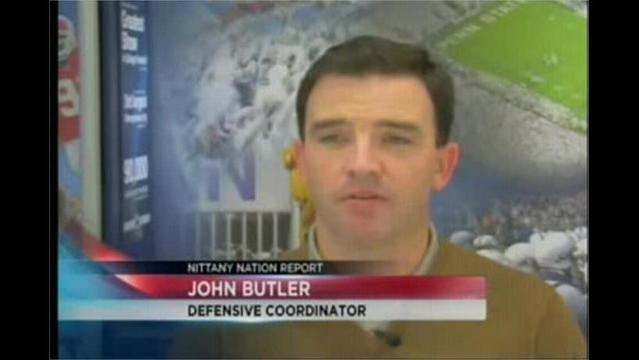 1/10- Nittany Nation Report- John Butler New PSU Defensive Coordinator