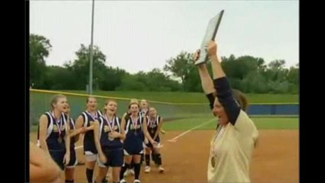 6/1- District 2 A Softball Championship- Northwest Area 4 Blue Ridge 1