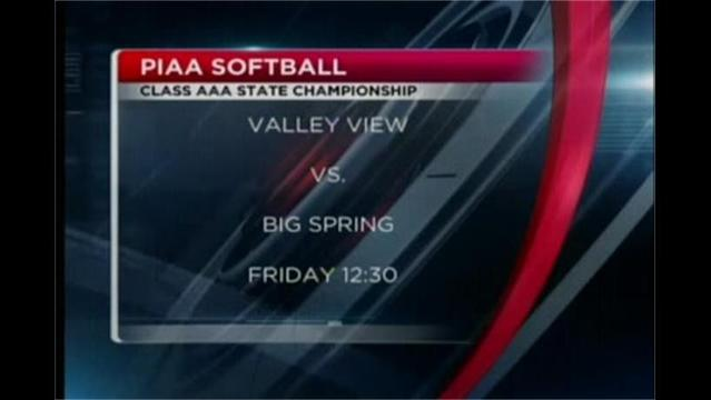 6/12- Road To Happy Valley- 5 Local Teams Will Play for State Gold On Friday