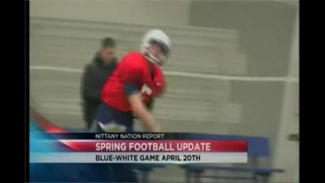 4/10- Nittany Nation Report- Spring Football Practice Update