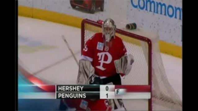 1/11- WBS Penguins 1 Hershey 0