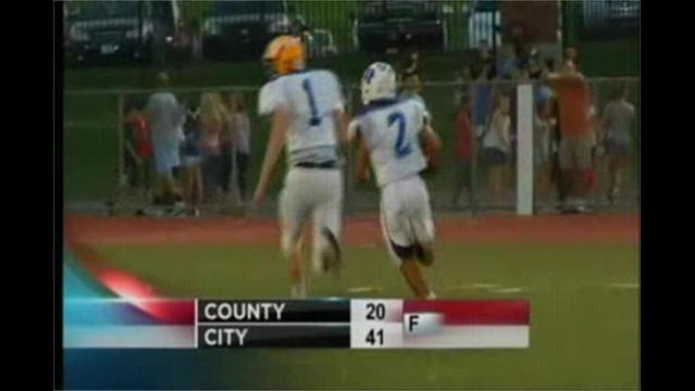 8/1- Dream Game CIty 41 County 20
