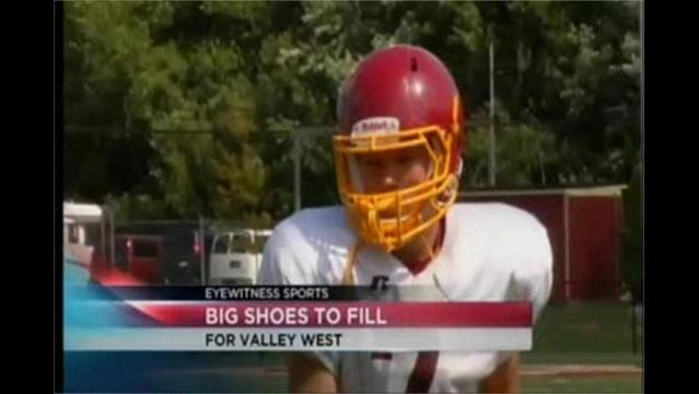 8/17- Eyewitness Sports Two-a-days High School Football Stops