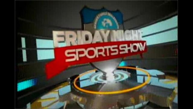 10/19- Friday Night Sports Show Week 8- Part 1