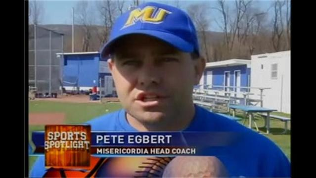 3/29/12- Sports Spotlight: Misericordia University Baseball