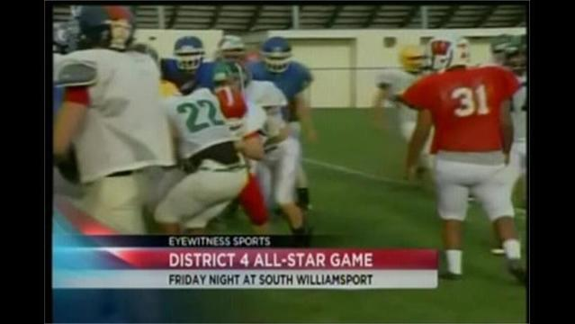 6/28- District 4 All-Star Football Game Preview