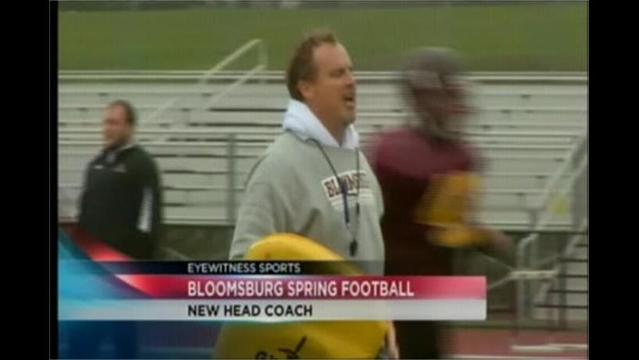 4/12- Bloomsburg Spring Football Practice