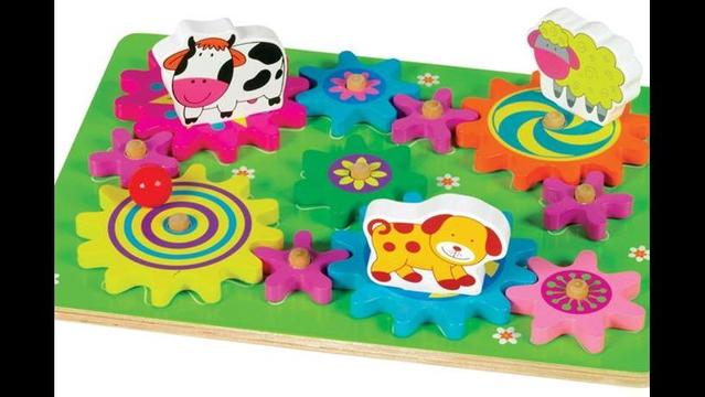 Recall: Small World Wooden Puzzles