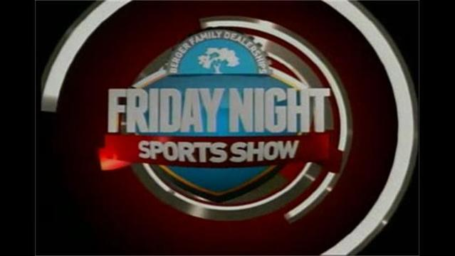 12/16 Friday Night Sports Show Part 1