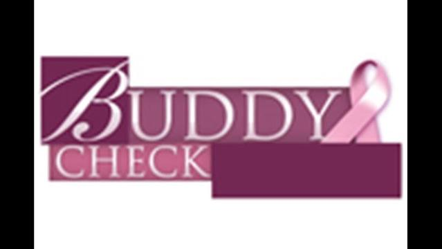 Buddy Check October 2011: Kyla Campbell's First Mammogram