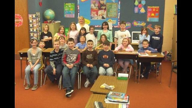 Jefferson Elementary 3rd Graders