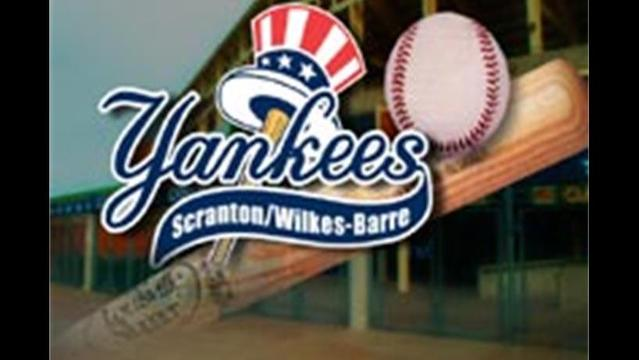 SWB Yankees Split Doubleheader With Pawtucket