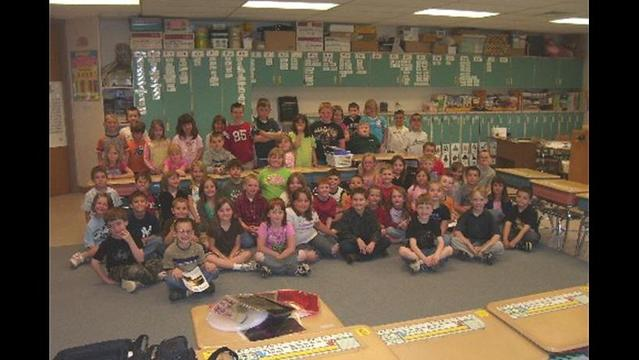 Canton Elementary 1st Graders