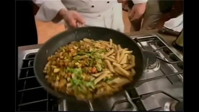 Healthbeat Report - Smoked Vegetables w/ Whole Wheat Pasta - January 18th