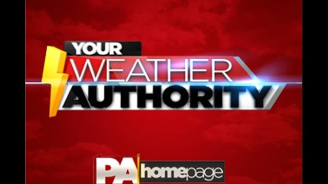 Your Weather Authority Forecast Jan 25 PM Update