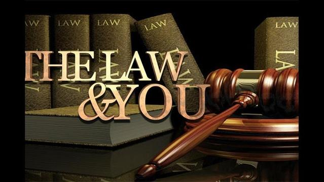 Law and You: January 27, 2014