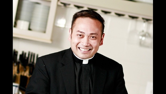 Father Leo to 'Throw Down' at Misericordia