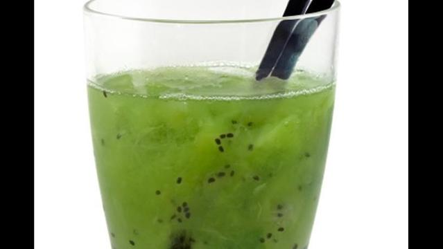 Green drinks for St. Paddy's Day