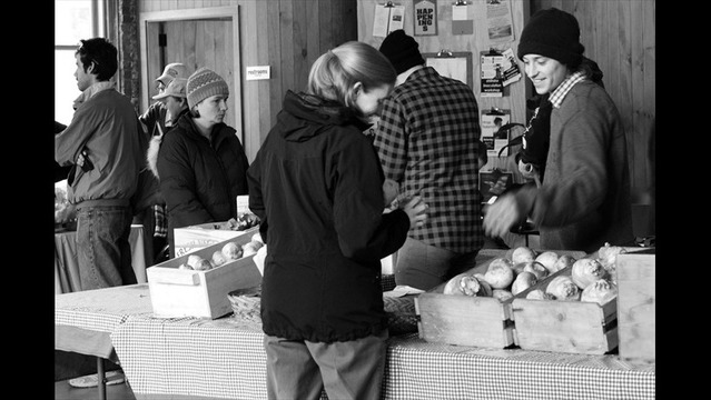Kick-Off of Winter Farmers' Market at The Cooperage