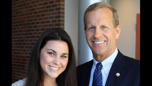 Local student is newest BU Trustee