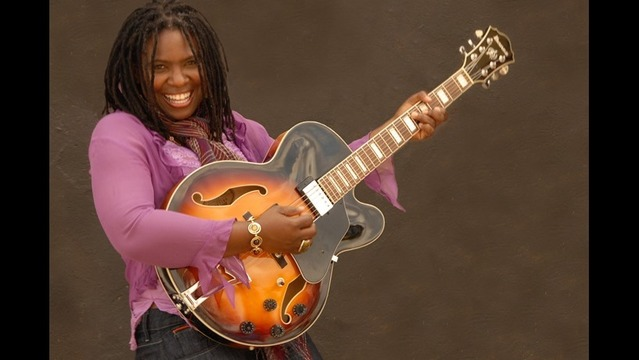 Ruthie Foster and Eric Bibb in Free Blues Concert Feb. 12