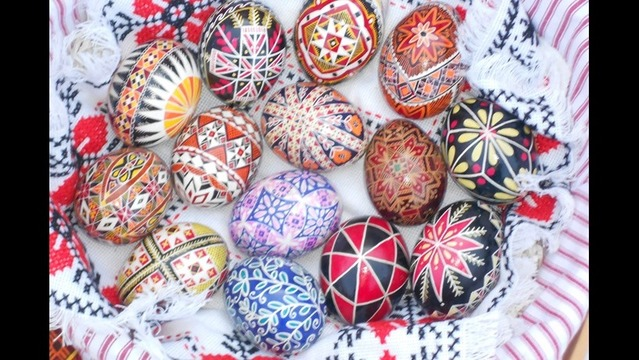 Learn How to Make Pysanky -