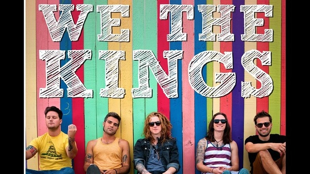 We The Kings in concert at Misericordia University