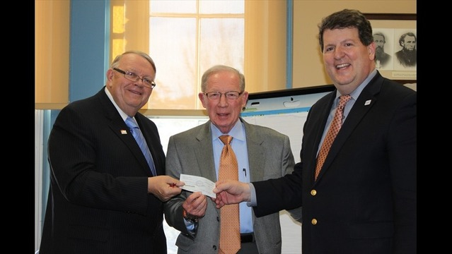Keystone College Receives Gift for Eckel Family Pavilion
