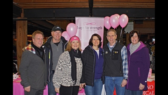 The 1st Annual Paint the Mountain Pink is a Success