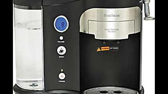 An eco-friendly single cup of coffee — and a coffeemaker giveaway