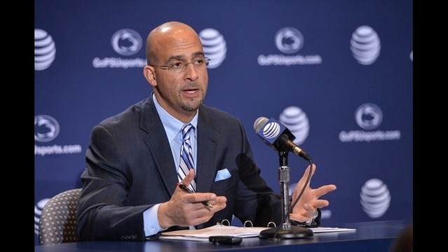 James Franklin, Former ESU Football Star and Current Penn State Coach, to Visit ESU