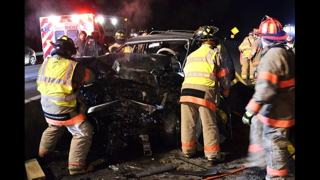 One Person Killed;6 Hurt in Lycoming County Crash