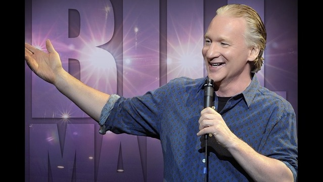 Bill Maher sets sights on F.M. Kirby Center