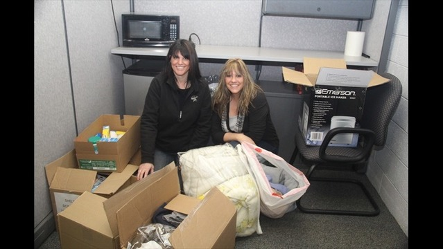 PennDOT Workers Donate to Homeless Shelter