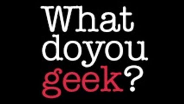 This Week at the Library: What do you Geek?