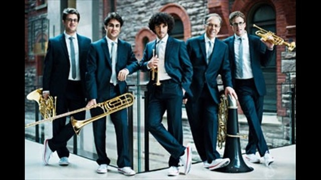 Greater Hazleton Concert Series Presents;Canadian Brass