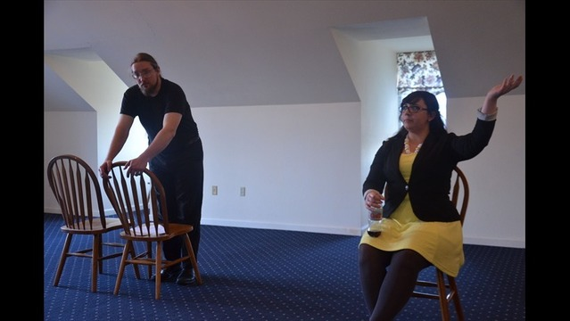 The Gaspipe Theatre Company Presents the Fourth Annual One-Act Play Festival
