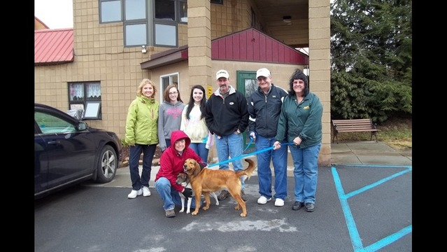PennDOT District 4 Employees Aid Griffin Pond Animal Shelter