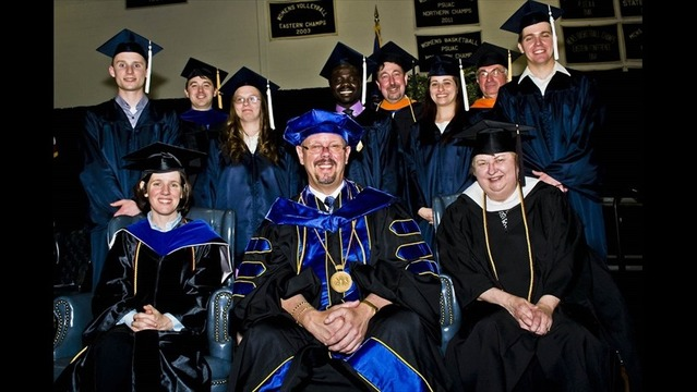 Penn State Hazleton Graduates First Class of Engineers in Alternative Energy and Power Generation