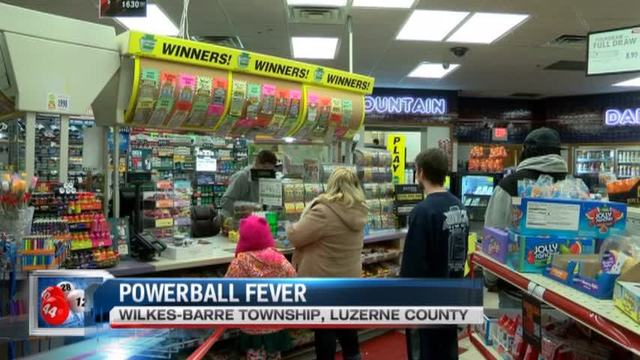 odds for powerball in ny
