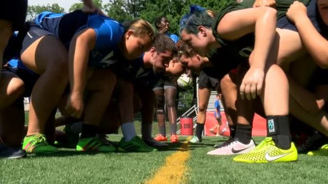 Local Rugby Players Hope Olympic Games Help Grow the Sport Here