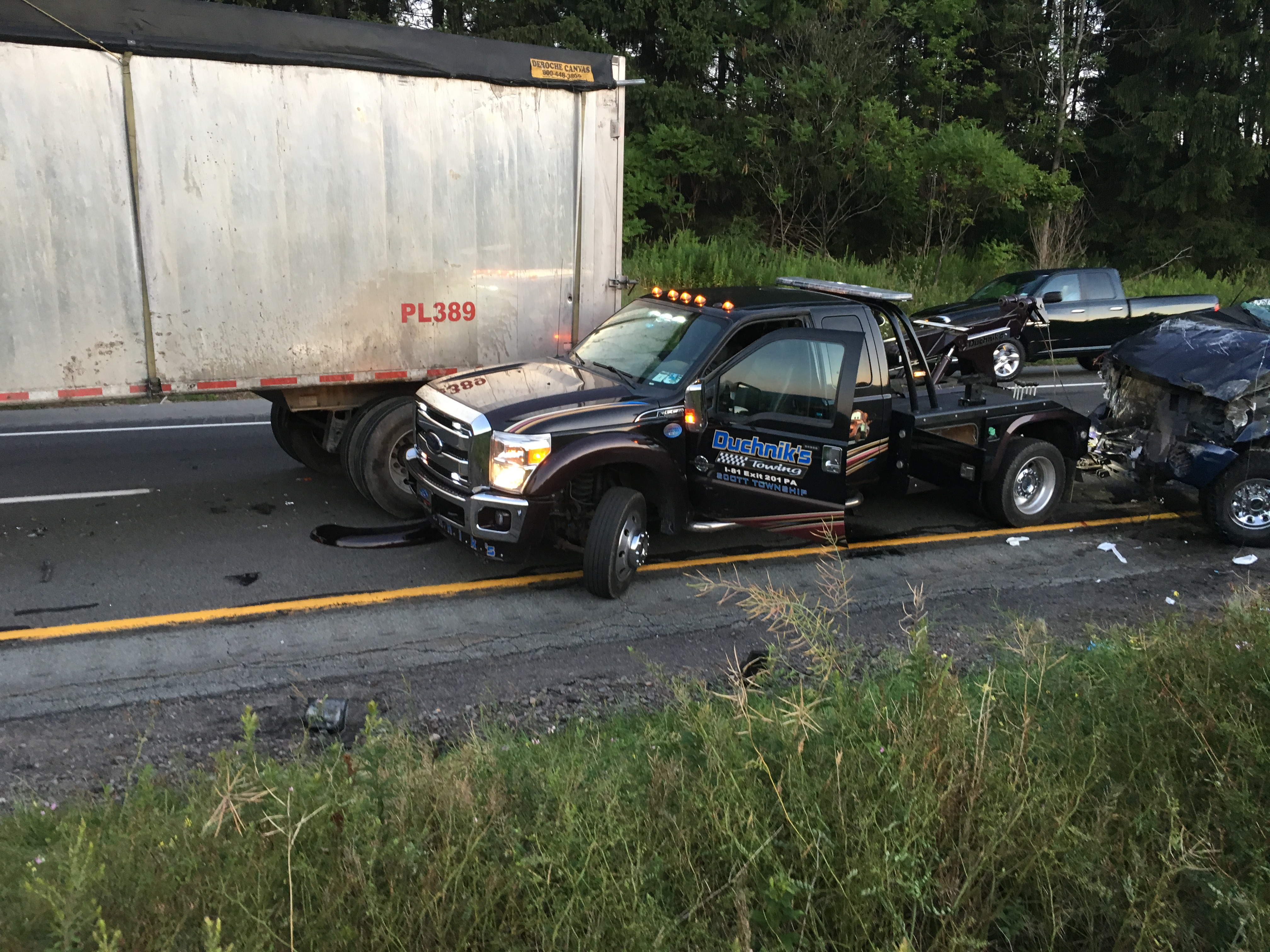 Tow Truck Crash Pictures Inspirational Pictures