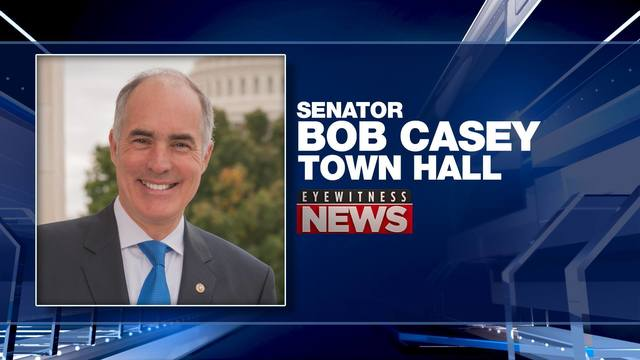 This Week In PA: Town Hall Meeting with Senator Bob Casey