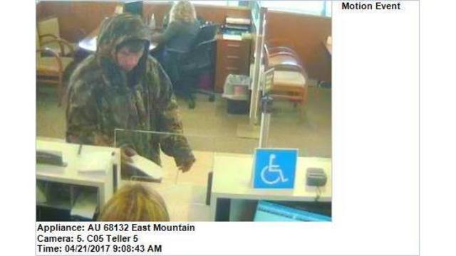 Scranton Police Investigate Hold Up at Wells Fargo Bank