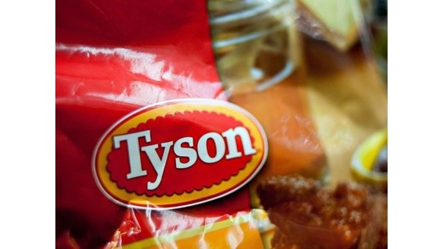 Millions of pounds of Tyson Chicken products recalled